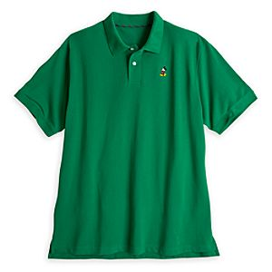 Mickey Mouse Polo for Men - Green