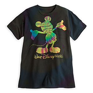 Mickey Mouse Silhouette Tee for Adults - Walt Disney World