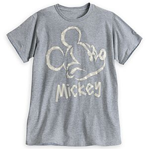 Mickey Mouse Tape Tee for Adults