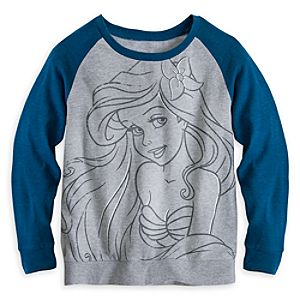 Ariel Long Sleeve Raglan Tee for Women