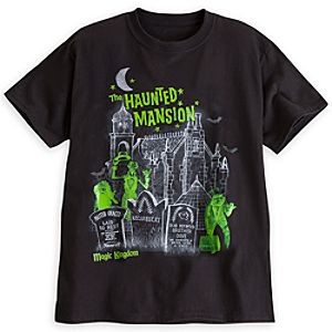 The Haunted Mansion Tee for Adults - Walt Disney World
