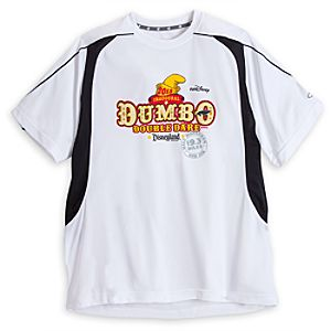 Limited Availability Commemorative RunDisney Dumbo Double Dare 2013 Performance Tee for Men