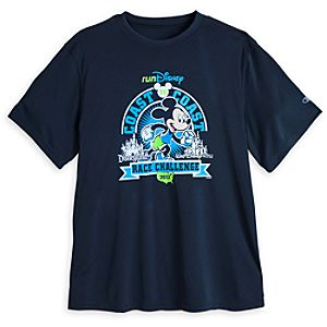 Commemorative RunDisney Coast to Coast 2013 Tee for Men