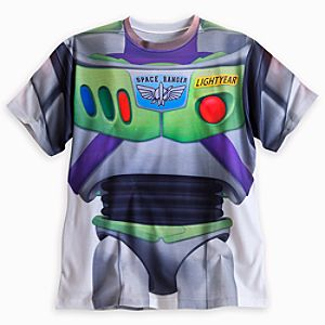 Buzz Lightyear Costume Tee for Men