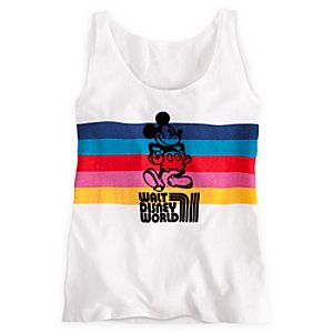 Mickey Mouse Tank Tee for Women - Walt Disney World