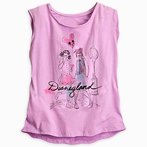 Mickey Mouse Fashion Friends Tank for Women - Disneyland