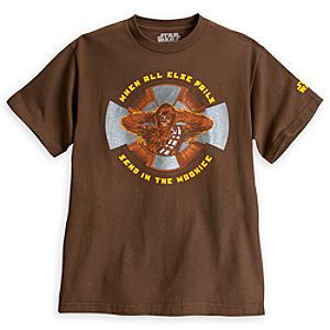 Chewbacca Tee for Adults