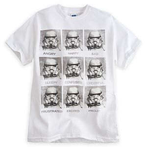 Stormtroopers Tee for Adults - Star Wars