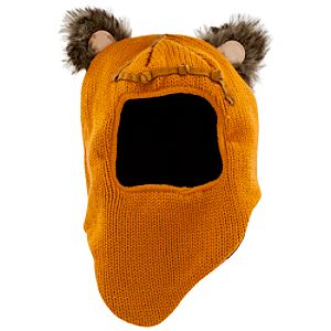 Wicket Ewok Hat for Adults