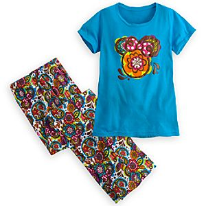 Minnie Mouse Icon Sleepwear Set for Women