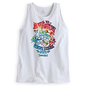 Mickey Mouse and Friends Tank Tee for Adults - Spring Break 2014  - Disneyland