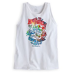 Mickey Mouse and Friends Tank Tee for Adults - Spring Break 2014 - Walt Disney World