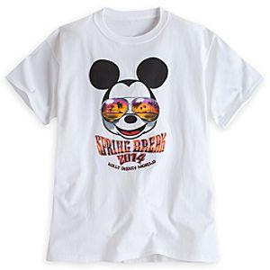 Mickey Mouse Tee for Adults - Spring Break 2014 - Walt Disney World
