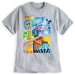 Disneyland Tee for Adults