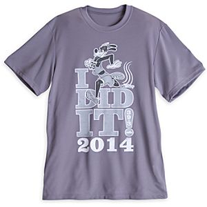 Goofy Performance Tee for Men - RunDisney 2014 - Limited Availability