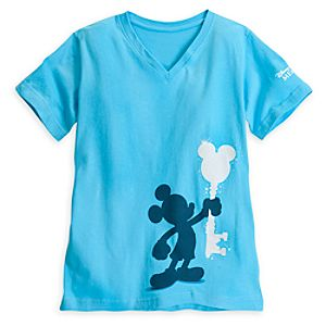 Mickey Mouse Tee for Women - Disney Vacation Club Member