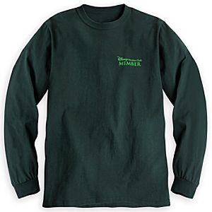 Disney Vacation Club Member Long Sleeve Tee for Adults