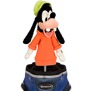 Goofy Plush Golf Club Cover