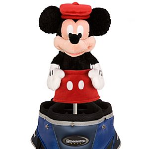 Mickey Mouse Plush Golf Club Cover
