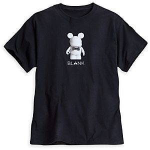 Blank Vinylmation Tee for Men - Limited Release
