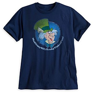 Mad Hatter Tee for Adults