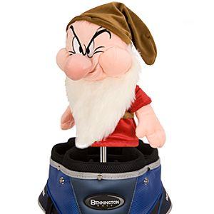 Grumpy Plush Golf Club Cover