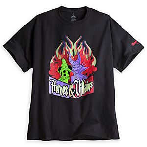 Disney Heroes and Villains Tee for Adults - Walt Disney World - Limited Availability