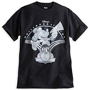 Mickey Mouse Tee for Adults - Disneys Hollywood Studios 25th Anniversary - Limited Availability