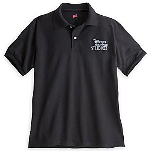 Disneys Hollywood Studios 25th Anniversary Polo Shirt for Men - Limited Availability