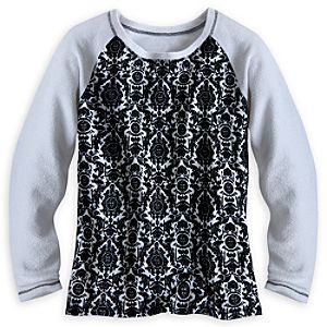 The Haunted Mansion Pullover Top for Women