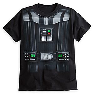 Darth Vader Costume Tee for Adults - Star Wars