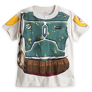 Boba Fett Costume Tee for Adults - Star Wars