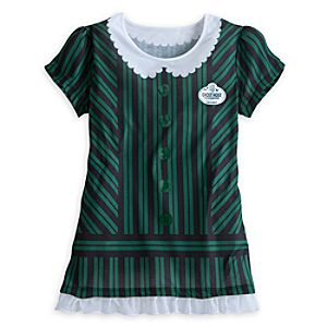 The Haunted Mansion Hostess Costume Tee for Women