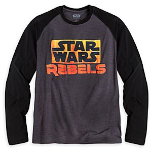 Star Wars Rebels Long Sleeve Tee for Adults - Limited Availability