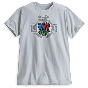 Mickey Mouse Soccer Tee - Walt Disney World - Gray
