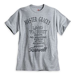 Master Gracey Tee for Men - The Haunted Mansion