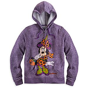 Minnie Mouse Halloween Hoodie - Walt Disney World