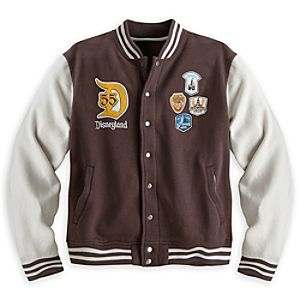 Disneyland Varsity Jacket for Adults