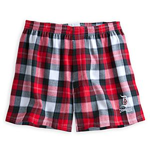 Mickey Mouse Boxer Shorts for Men - Disneyland
