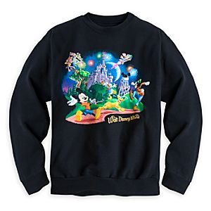 Mickey Mouse and Friends Storybook Sweatshirt for Adults - Walt Disney World