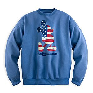 Mickey Mouse Americana Sweatshirt for Adults - Walt Disney World