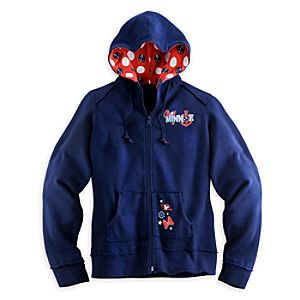 Minnie Mouse Hoodie for Women - Disney Cruise Line