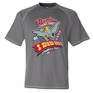 Dumbo Double Dare Performance Tee for Men - RunDisney 2014 - Limited Availability
