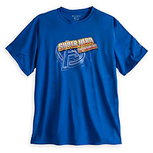 The Avengers Super Hero in Training Performance Tee for Men - Limited Availability