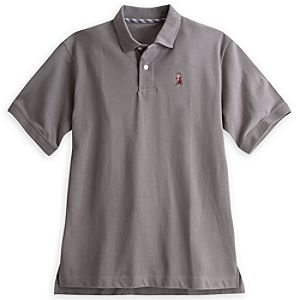 Grumpy Polo for Men - Gray