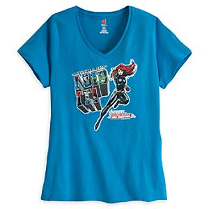 The Avengers Half Marathon Tee for Women - Limited Availability