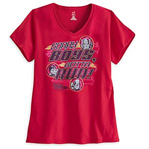 The Avengers Half Marathon Performance Tee for Women - Limited Availability