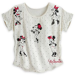 Minnie Mouse Top for Women