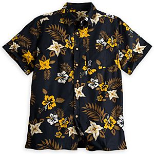 Mickey Mouse Aloha Shirt for Men