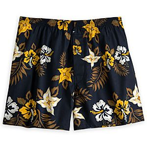 Aloha Boxer Shorts for Men - Disney Parks
